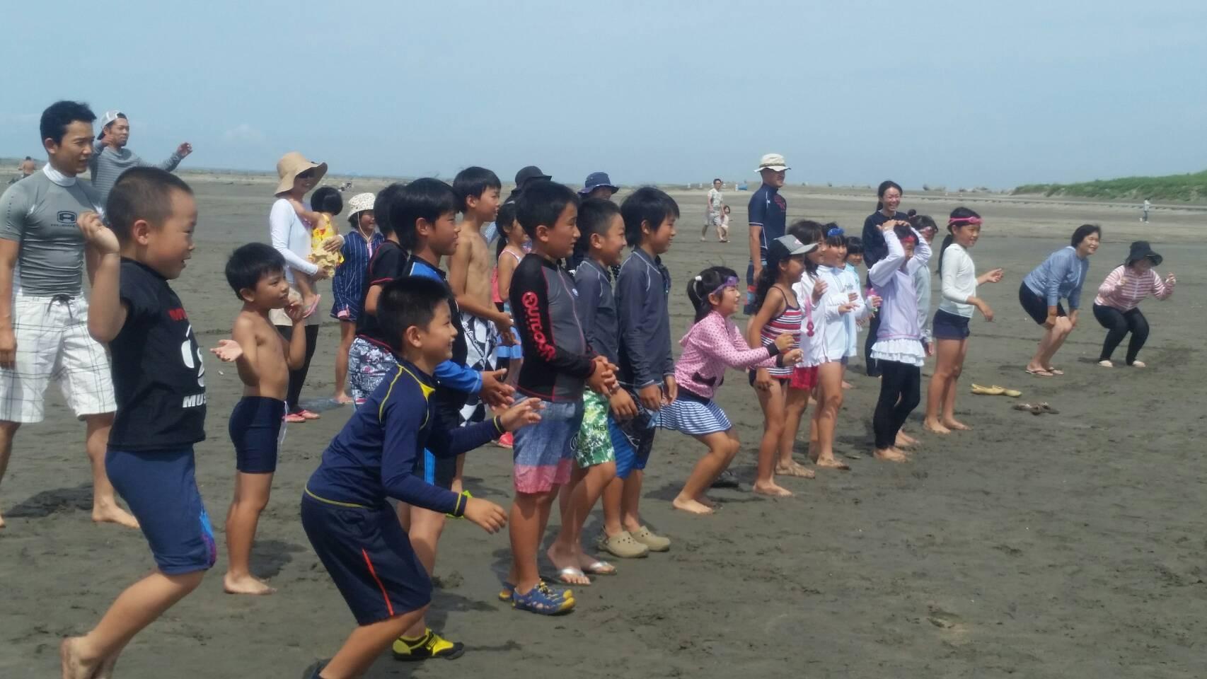 Beach Party!!_b0193476_18330137.jpg