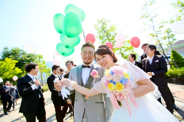 Wedding Photo!H&A~DIYと挙式編~_e0120789_16440954.jpg