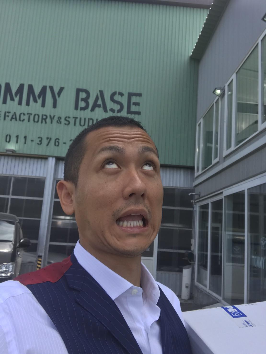 6月28日(水)TOMMY BASE ともみブログ☆カマロ ハイエース レクサス_b0127002_16404251.jpg