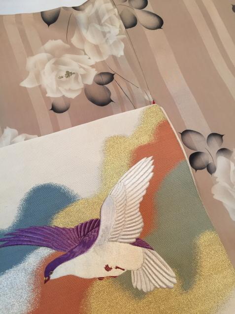 明日から!新宿京王「今昔きもの市」薔薇・水玉・蔦菊着物♪販売商品21_c0321302_11330751.jpg