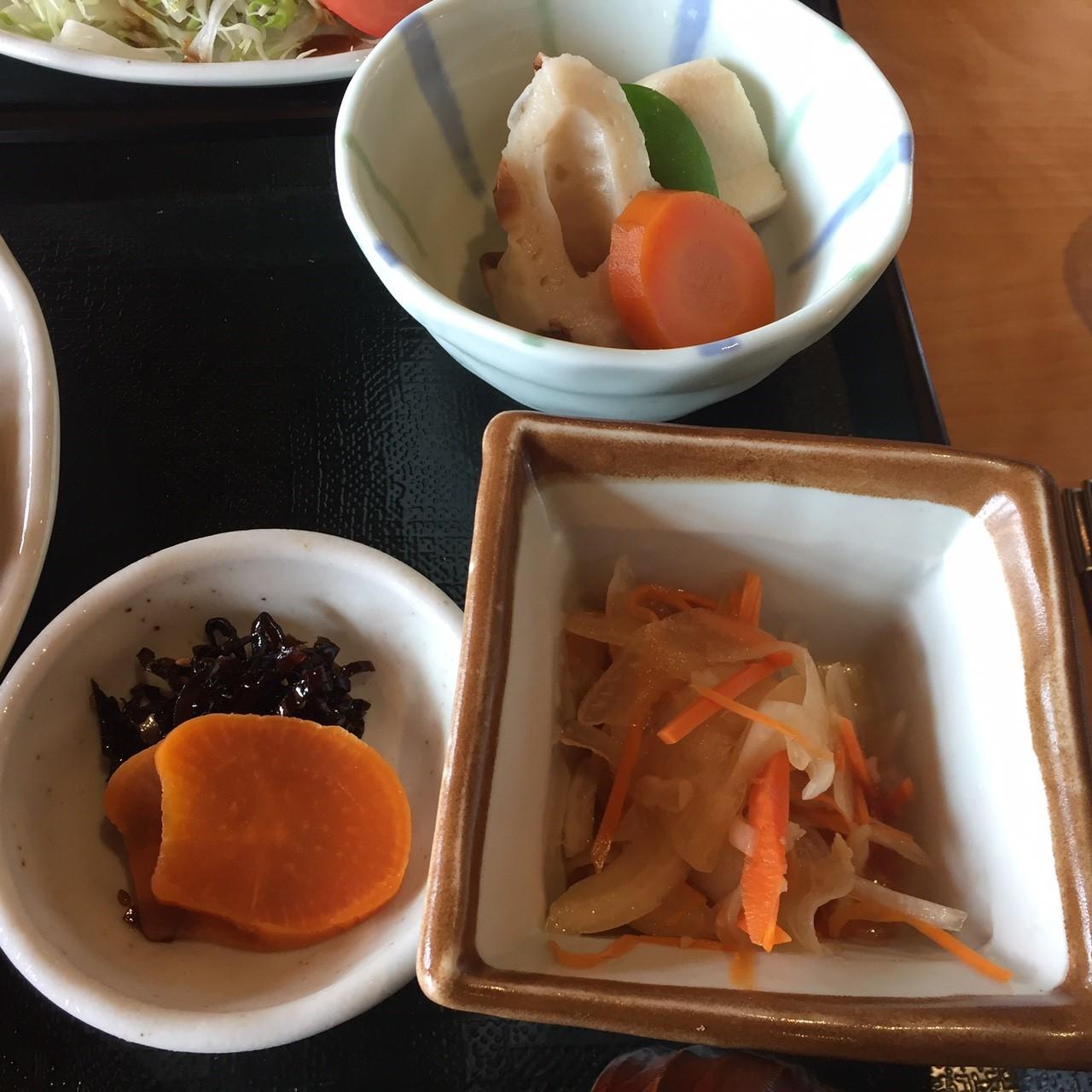 御食事処 ごきげん食堂  @道の駅かわはら_e0115904_16400379.jpg