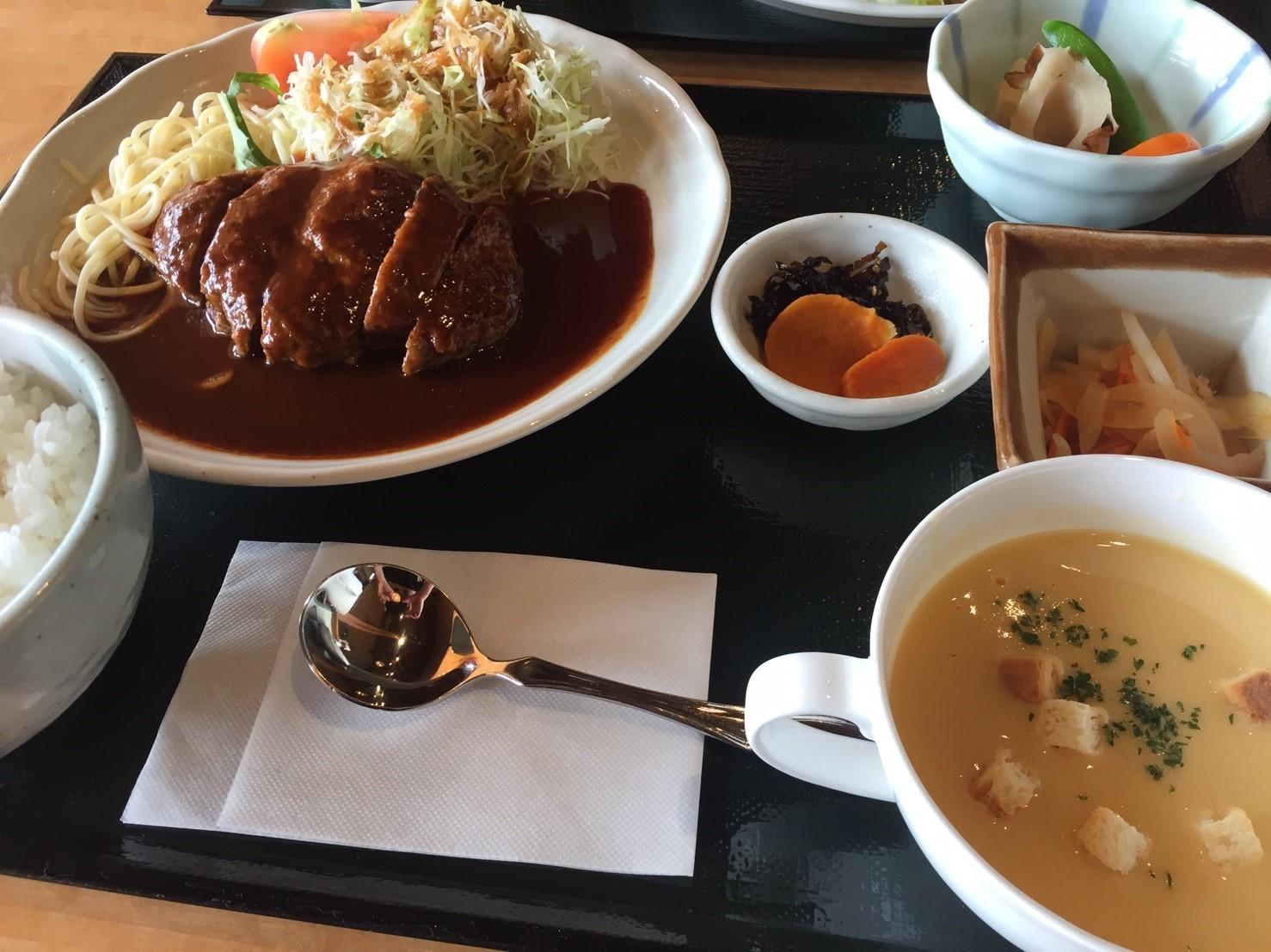御食事処 ごきげん食堂  @道の駅かわはら_e0115904_16452308.jpg