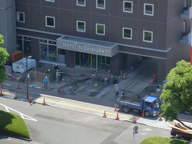 市役所南側に建設していたホテルが7月1日オープンに_f0141310_07454754.jpg