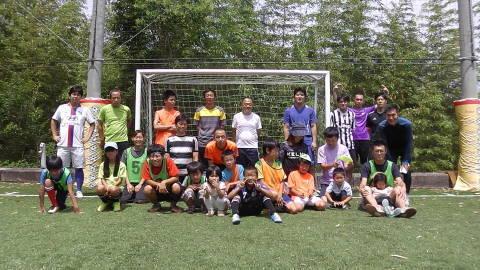 ゆるUNO 6/24(土) at UNOフットボールファーム_a0059812_17334601.jpg