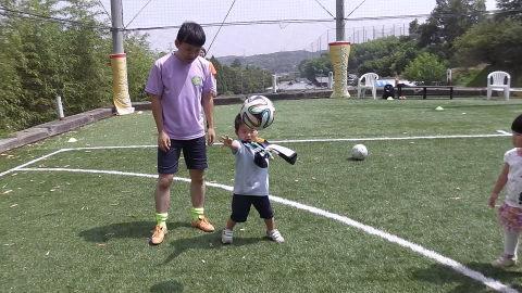 ゆるUNO 6/24(土) at UNOフットボールファーム_a0059812_17392130.jpg