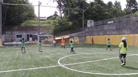 ゆるUNO 6/24(土) at UNOフットボールファーム_a0059812_17410330.jpg