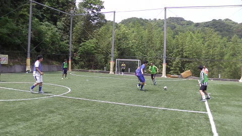 ゆるUNO 6/24(土) at UNOフットボールファーム_a0059812_17421511.jpg