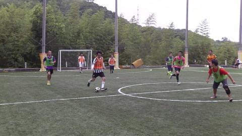 ゆるUNO 6/24(土) at UNOフットボールファーム_a0059812_17423346.jpg