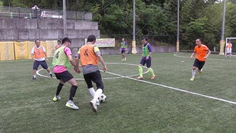 ゆるUNO 6/24(土) at UNOフットボールファーム_a0059812_17423747.jpg