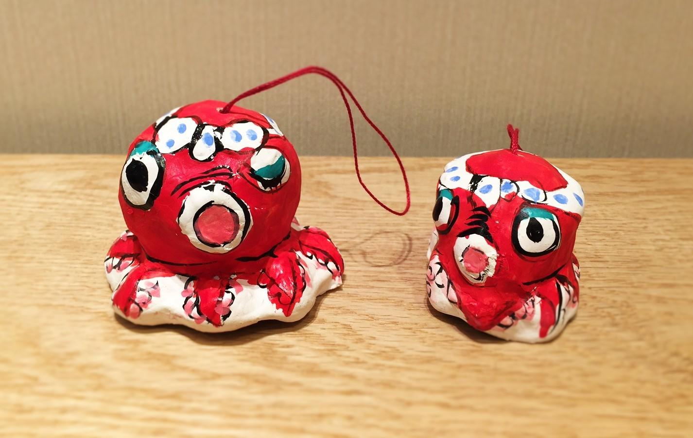 癒しの郷土玩具 須磨張り子_e0295731_12541443.jpg