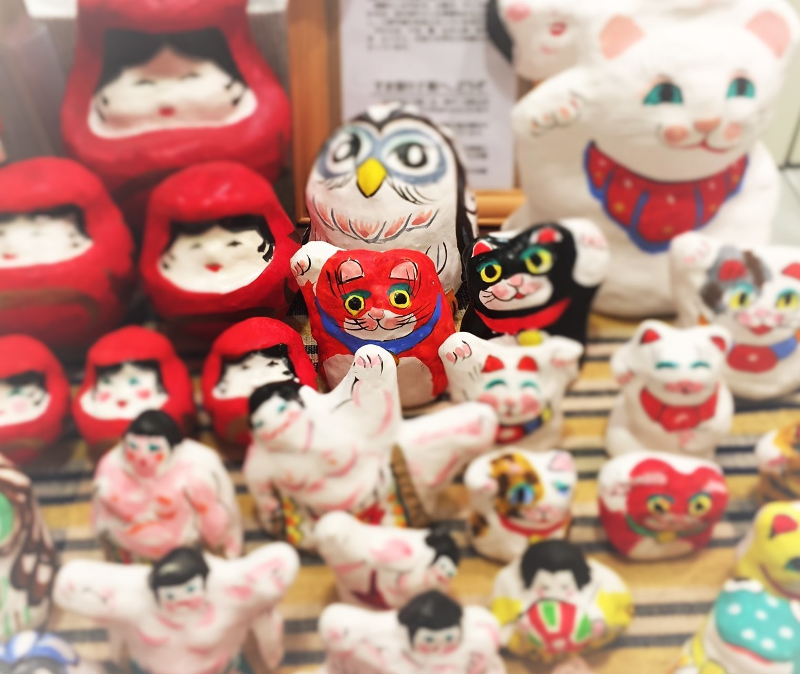 癒しの郷土玩具 須磨張り子_e0295731_12544168.jpg