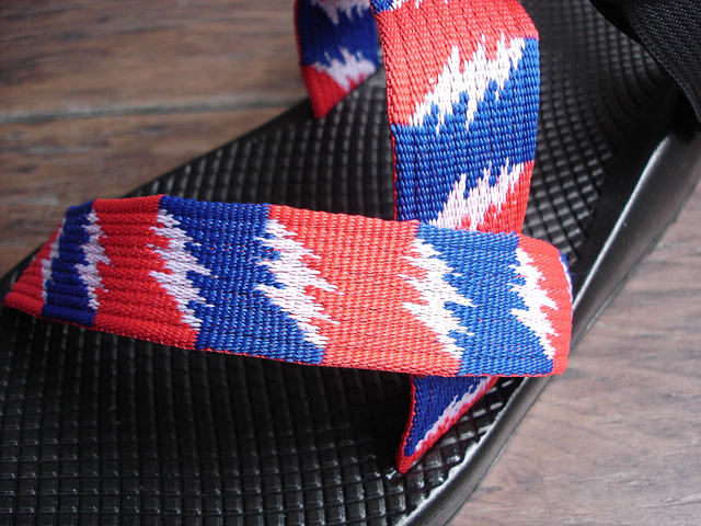 "NEW : Chaco Z1 [Grateful Dead Edition] Made in USA ""Limited"" 2017 SUMMER !!_a0132147_21172722.jpg"