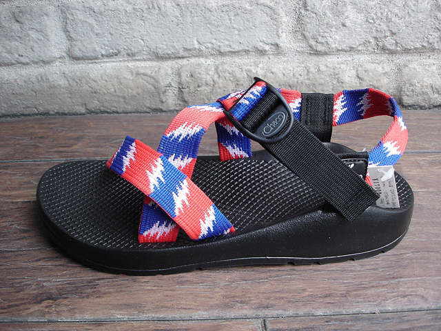 "NEW : Chaco Z1 [Grateful Dead Edition] Made in USA ""Limited"" 2017 SUMMER !!_a0132147_21173498.jpg"
