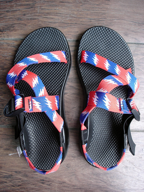"NEW : Chaco Z1 [Grateful Dead Edition] Made in USA ""Limited"" 2017 SUMMER !!_a0132147_21175040.jpg"