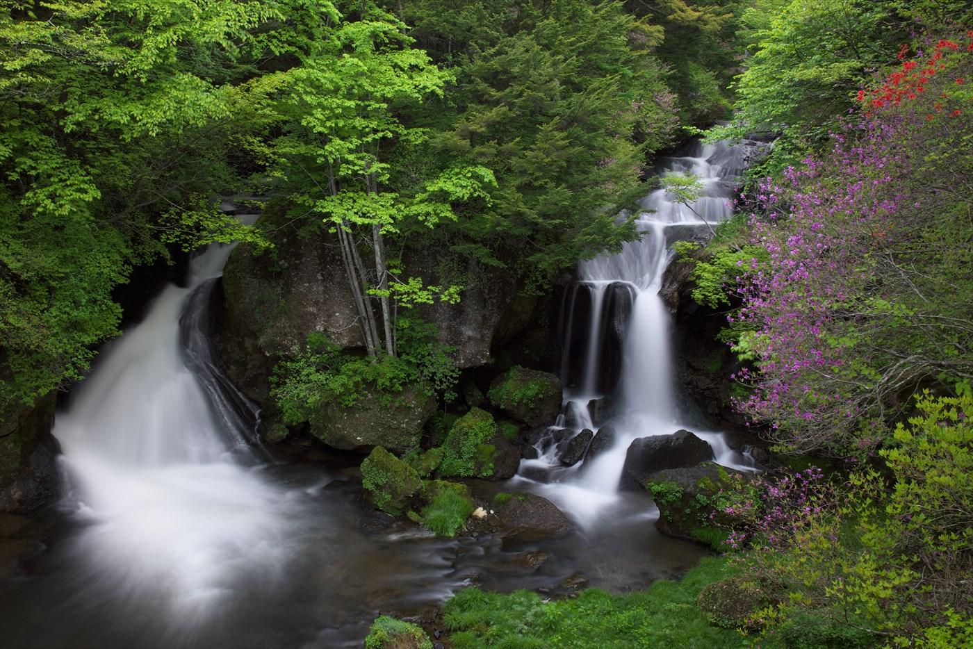 竜頭の滝 2_f0018464_7351046.jpg
