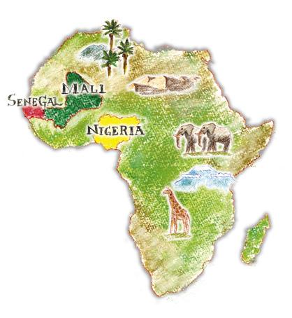 セネガル共和国のフラニ族の話_f0017185_8341440.jpg