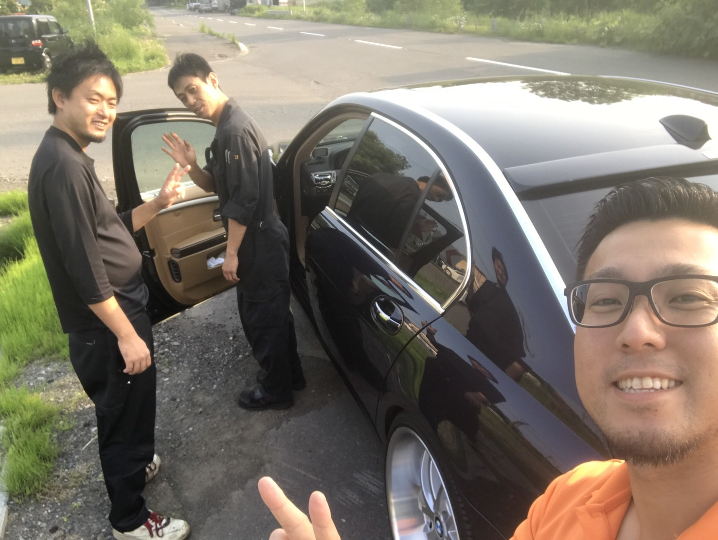 6月29日(木)TOMMY BASE ともみブログ☆カマロ ハマー ランクル_b0127002_20301155.jpg