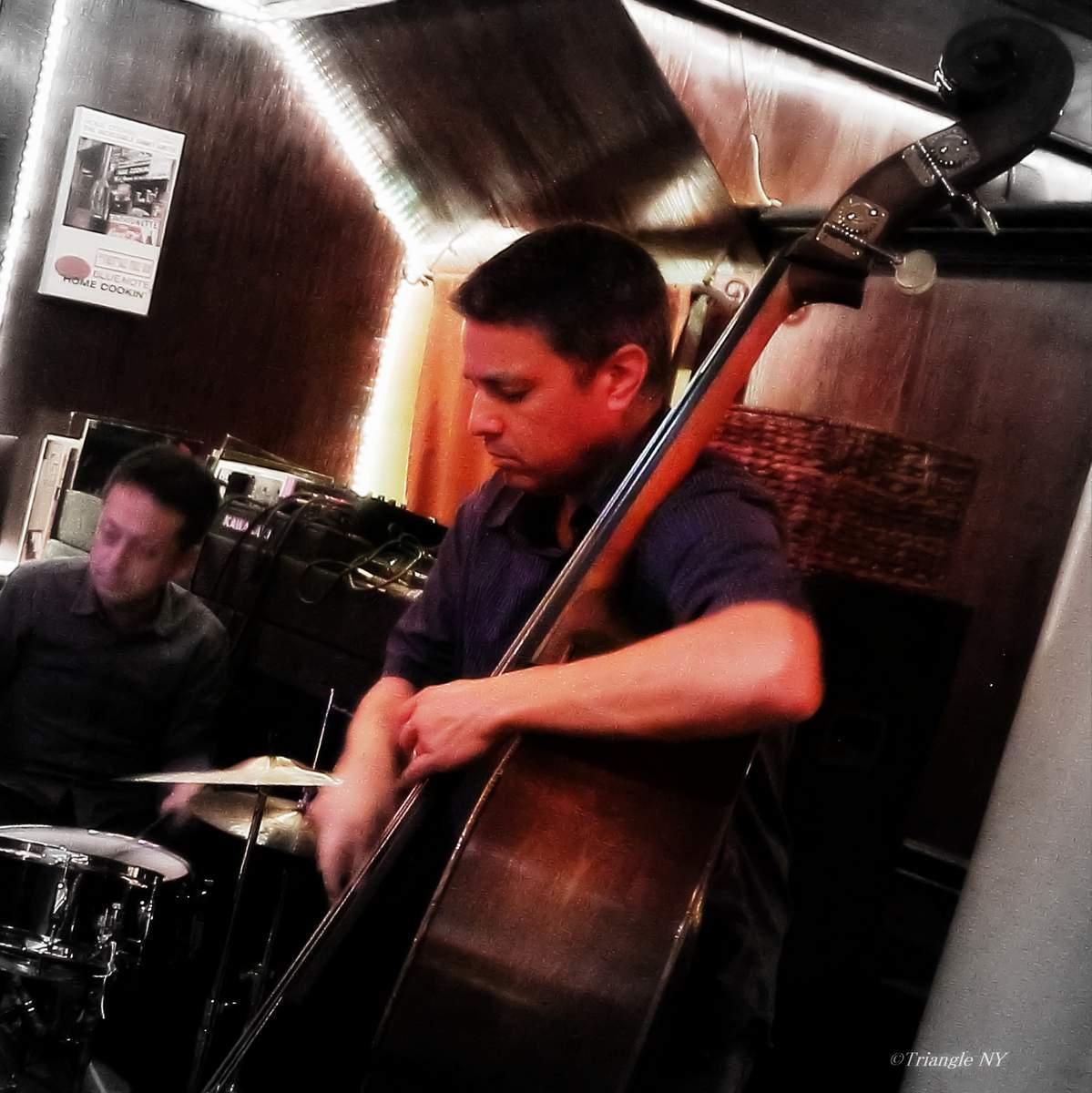 Takeshi Asai Trio @  B♭TriBeCa 6/24/17_a0274805_22392626.jpg