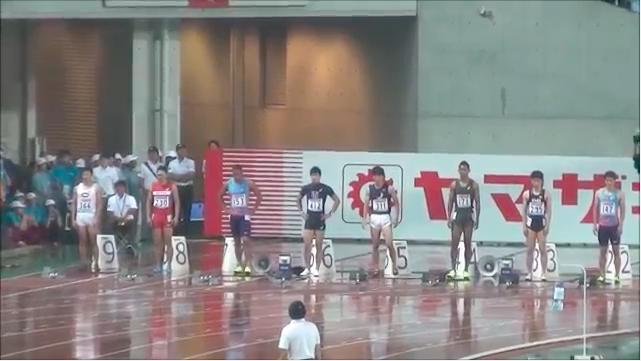 ジョーク一発:100mの桐生選手、ぜひサッカーに転向してチョ!?_a0348309_17544790.png