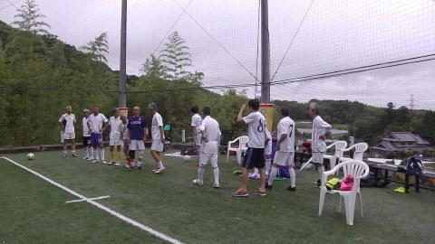 6/25(日) 第5回シニアフットサル at UNOフットボールファーム_a0059812_18030415.jpg