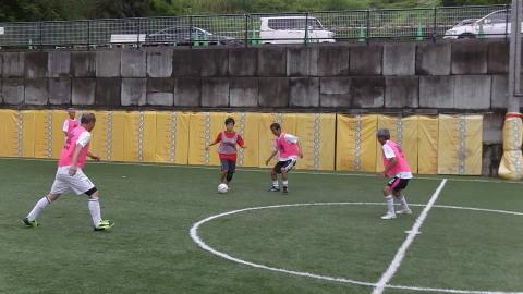6/25(日) 第5回シニアフットサル at UNOフットボールファーム_a0059812_18033070.jpg
