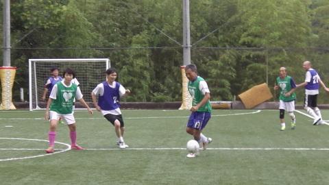 6/25(日) 第5回シニアフットサル at UNOフットボールファーム_a0059812_18043555.jpg