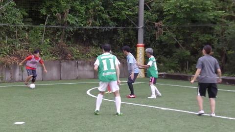 6/25(日) 第5回シニアフットサル at UNOフットボールファーム_a0059812_18045300.jpg
