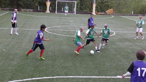 6/25(日) 第5回シニアフットサル at UNOフットボールファーム_a0059812_18055411.jpg