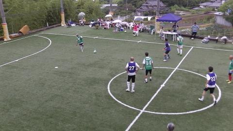 6/25(日) 第5回シニアフットサル at UNOフットボールファーム_a0059812_18055927.jpg