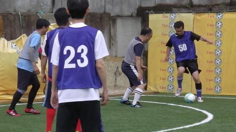 6/25(日) 第5回シニアフットサル at UNOフットボールファーム_a0059812_18061148.jpg