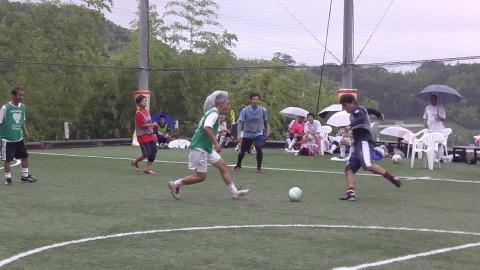 6/25(日) 第5回シニアフットサル at UNOフットボールファーム_a0059812_18061816.jpg