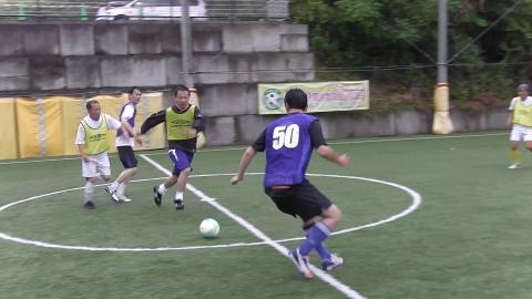 6/25(日) 第5回シニアフットサル at UNOフットボールファーム_a0059812_18062144.jpg