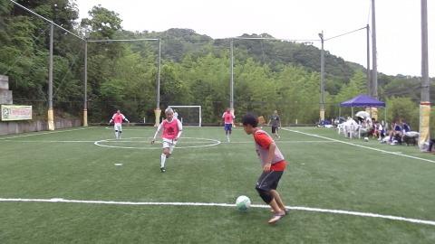 6/25(日) 第5回シニアフットサル at UNOフットボールファーム_a0059812_18062809.jpg