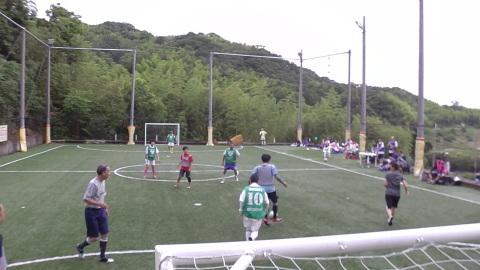 6/25(日) 第5回シニアフットサル at UNOフットボールファーム_a0059812_18063633.jpg