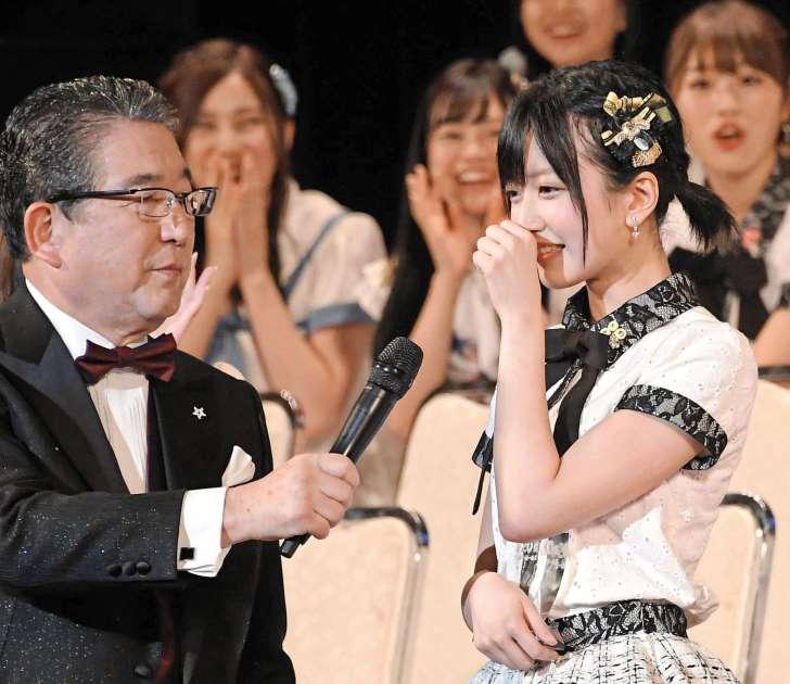 徳光和夫、須藤凜々花への「おめでとう」促しは「結婚ですから言った方が…」 _b0064113_1620961.jpg
