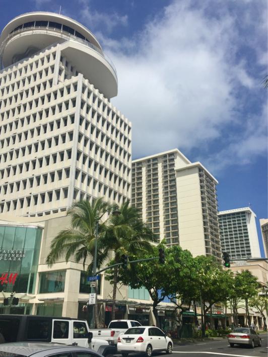17年6月ハワイ 7☆ハワイの風景は気分が上がるのです_d0285416_19274807.jpg