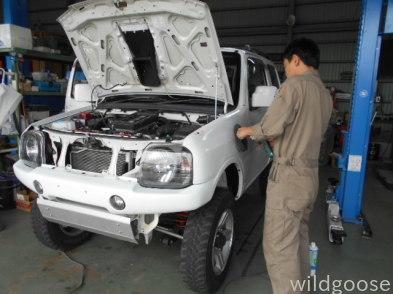 H21年 ジムニー XC 7型 3.5インチリフトアップ車 展示車入荷│´ω`)ノ_c0213517_14145882.jpg