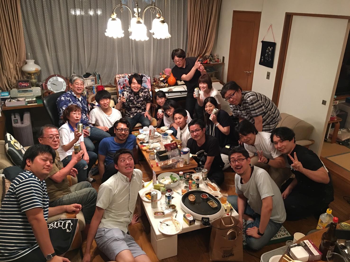 ワンピース飲み会!_a0163623_16394331.jpg
