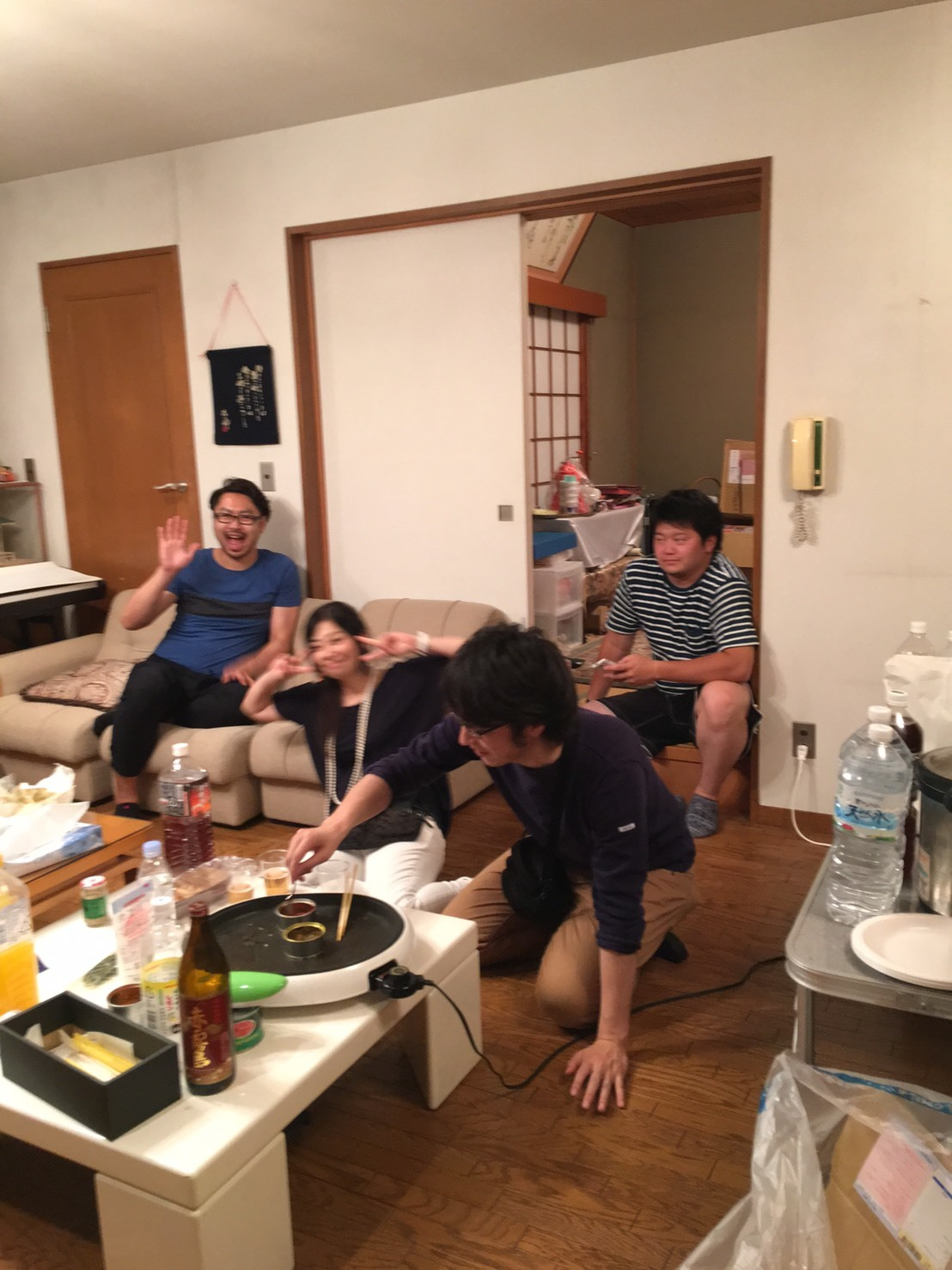 ワンピース飲み会!_a0163623_16395646.jpg