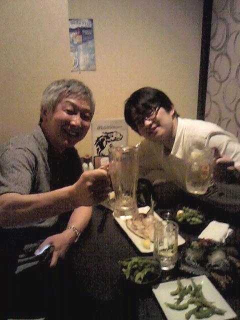 Running High リリースイベント in 大阪_e0188079_1450236.jpg