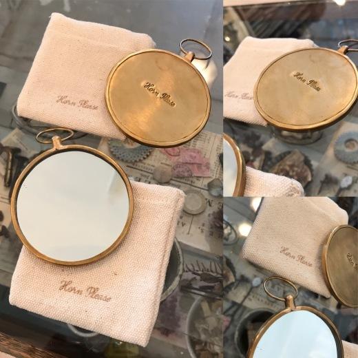 真鍮ミラーと人気モノ再入荷。_a0164280_15444572.jpg