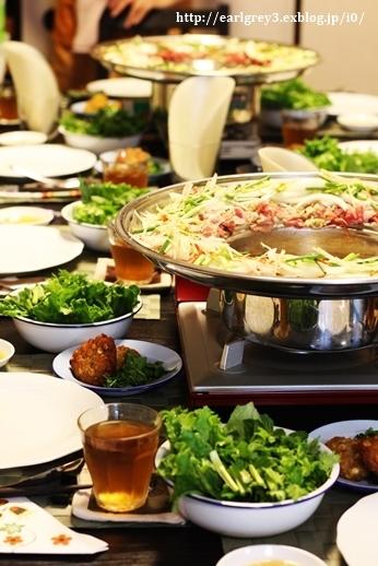 Xin Chao  レモングラス風味、ベトナムしゃぶしゃぶの会_d0353281_03264210.jpg