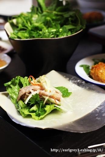 Xin Chao  レモングラス風味、ベトナムしゃぶしゃぶの会_d0353281_03312366.jpg
