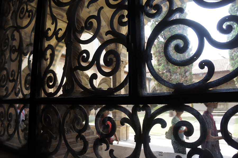 フィレンツェ、サンタマリアノヴェッラ教会で見つけた「お宝」_f0106597_06264084.jpg