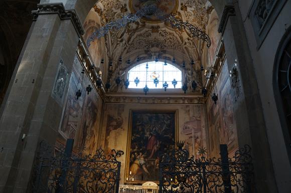 フィレンツェ、サンタマリアノヴェッラ教会で見つけた「お宝」_f0106597_06283847.jpg