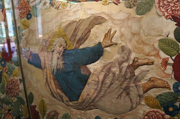 フィレンツェ、サンタマリアノヴェッラ教会で見つけた「お宝」_f0106597_06420166.jpg