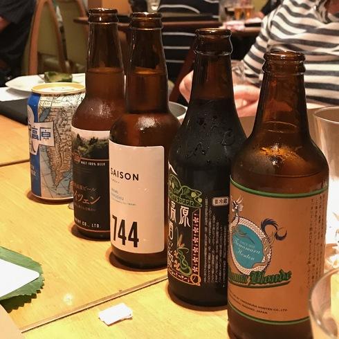 レストラン.ケンボロー特別会「美味しい生ビールに出会おう会」_f0099102_1743887.jpg