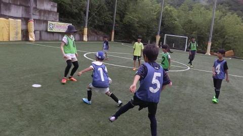 ゆるUNO 6/25(日) at UNOフットボールファーム_a0059812_15131704.jpg