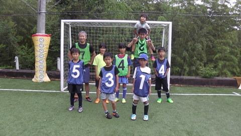ゆるUNO 6/25(日) at UNOフットボールファーム_a0059812_15144088.jpg