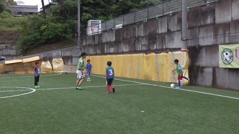 ゆるUNO 6/25(日) at UNOフットボールファーム_a0059812_15154371.jpg